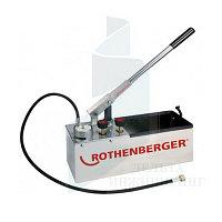 Ручной опрессовочный насос Rothenberger RP 50-S INOX