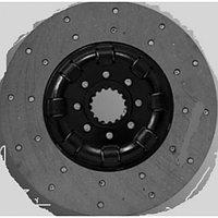 Диск сцепления ведомый СМД-18 А52.21.000 с пружинами