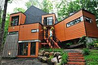 Дом моей мечты из контейнера