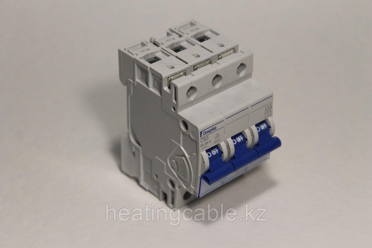 Автоматический выключатель Doepke C10A/3p/6ka