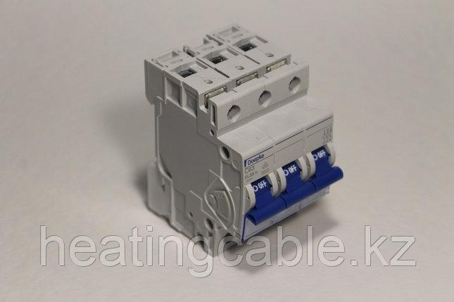 Автоматический выключатель Doepke C10A/3p/6ka, фото 2