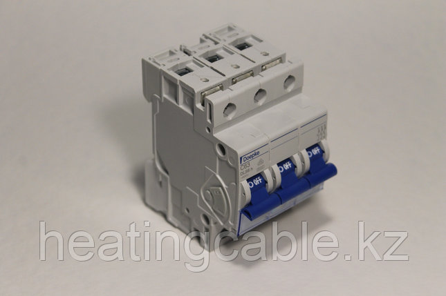 Автоматический выключатель Doepke C32A/3p/6ka, фото 2