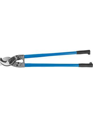 Кабелерез для небронированного кабеля из цв металлов,сталь У8А, кабель сечением до 300 мм2, ЗУБР, фото 2