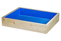 Юнгианская песочница 40*50 для песка и воды + 5 кг песка в комплекте!!!