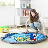 Lego сумка - мат с рисунком - 3 цвета на выбор (150 см)