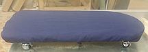 Балансировочная доска на роликах с мягкой обивкой