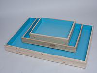 Профессиональная юнгианская песочница 120*70 для песка и воды + 5 кг песка в комплекте!!!