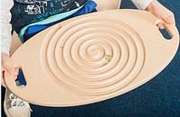 Тренажер-лабиринт спираль (материал на выбор фанера\массив дерева)