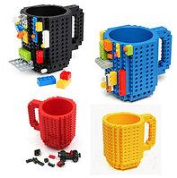 Кружка-конструктор «Лего» (6 цветов на выбор)