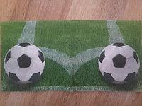 Декупаж Футбольные мячи