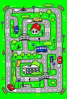 Игровое поле-крышка для планшета (5 видов) Дорога