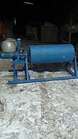 Шаровая мельница 300 кг/ч (Галтовочный барабан), фото 1