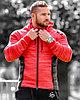Спортивная куртка STRONG LIFTWEAR красная
