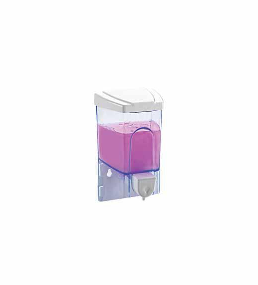 Диспенсер механический для жидкого мыла