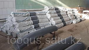 Сетка Рабица из проволоки Ст3 диаметром 1,5мм — 2мм, фото 2