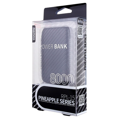 Батарея Power Bank Remax RPL-15 8000 mAh, фото 2