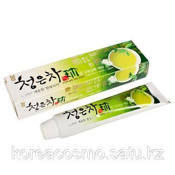 Зубная паста 2080 (восточный чай с Гингко) (Корея)