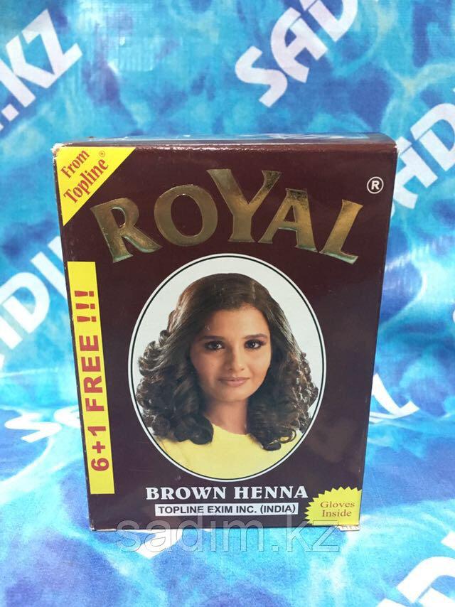 Хна Royal - Коричневый