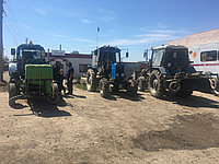 Аренда Трактора Щетки , фото 1