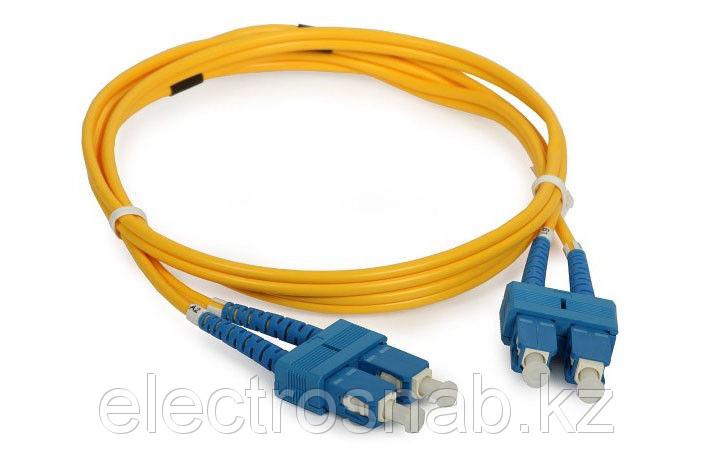 Оптический патчкорд SC/UPC-SC/UPC Duplex SM