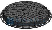 Канализационный люк пластиковый (чёрный) 750*750мм Whatsup 87075705151