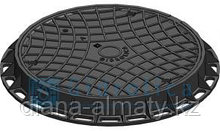 Канализационный люк пластиковый (чёрный) 800*800мм Whatsup +77075705151