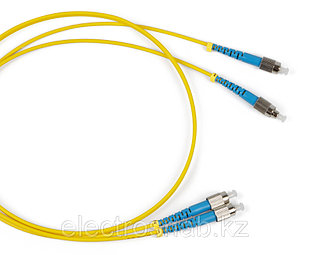 Оптический патчкорд FC/UPC-FC/UPC Duplex SM
