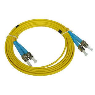 Оптический патчкорд ST/UPC-ST/UPC Duplex SM