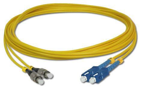 Оптический патчкорд SC/UPC-FC/UPC Duplex SM