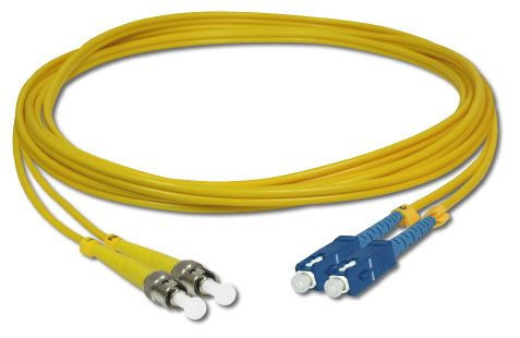 Оптический патчкорд SC/UPC-ST/UPC Duplex SM