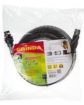 Шланг всасывающий армированный GRINDA 8-429007-1-7_z02, со спиралью ПВХ, с фильтром и обратным клапаном, 1, 7м, фото 3