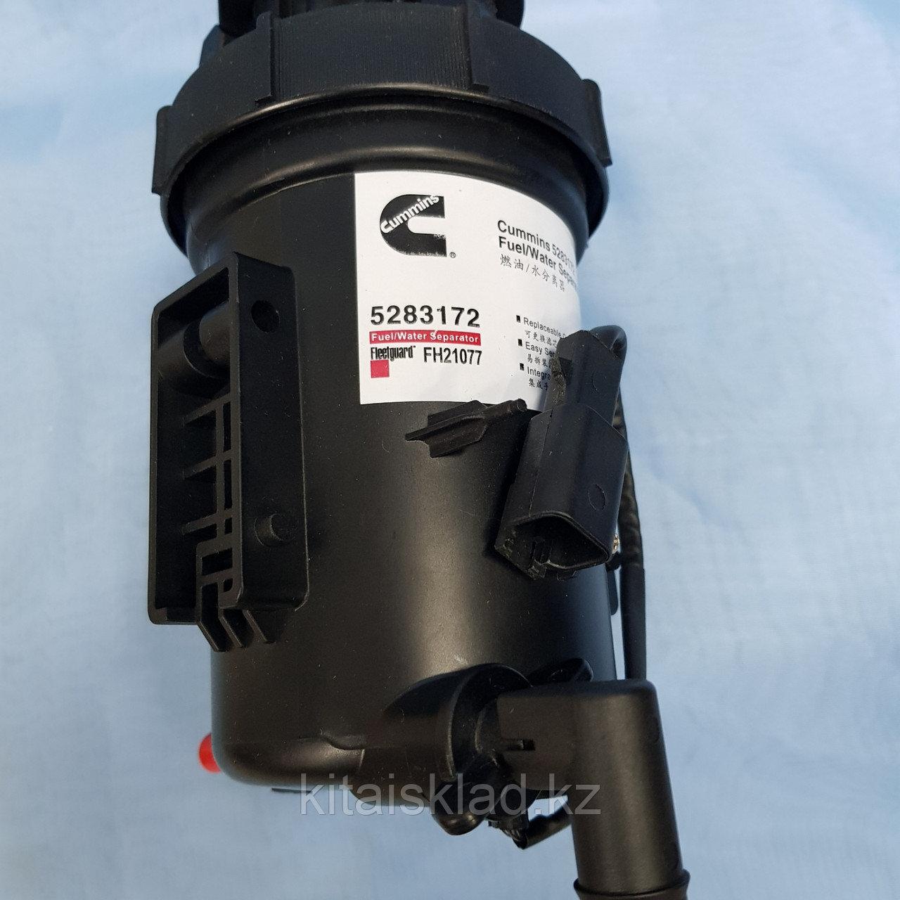 Фильтр топливный в сборе Cummins isf2.8 (5283172)