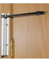 Доводчик дверной ЗУБР МАСТЕР, облегченная модель для дверей массой менее 45кг