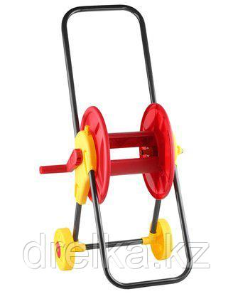"Катушка для шланга GRINDA 8-428425_z01, на колесах, 45 м/1/2"""