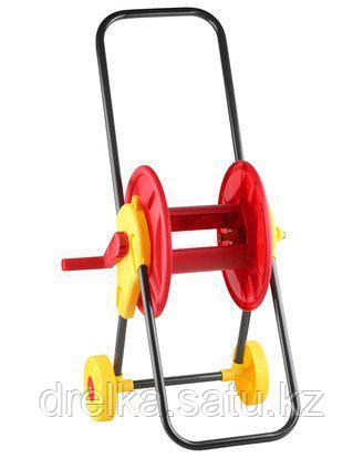 "Катушка для шланга GRINDA 8-428425_z01, на колесах, 45 м/1/2"" , фото 2"