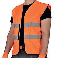 Сигнальный жилет (Оранжевый)
