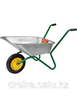 Тачка садовая GRINDA 422399_z01, 80 л, грузоподъемность 100 кг