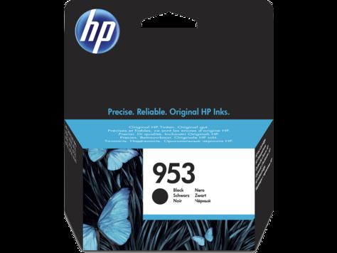 HP L0S58AE Оригинальный струйный картридж HP OfficeJet Pro 8210, 8218, 8710, 8715, 8716, 8720, Черный, HP 953