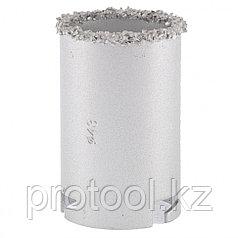 Кольцевая коронка с карбидным напылением, 43 мм// MATRIX