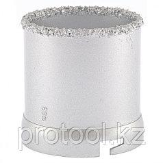 Кольцевая коронка с карбидным напылением, 63 мм// MATRIX