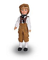 Кукла Александр в баварском костюме