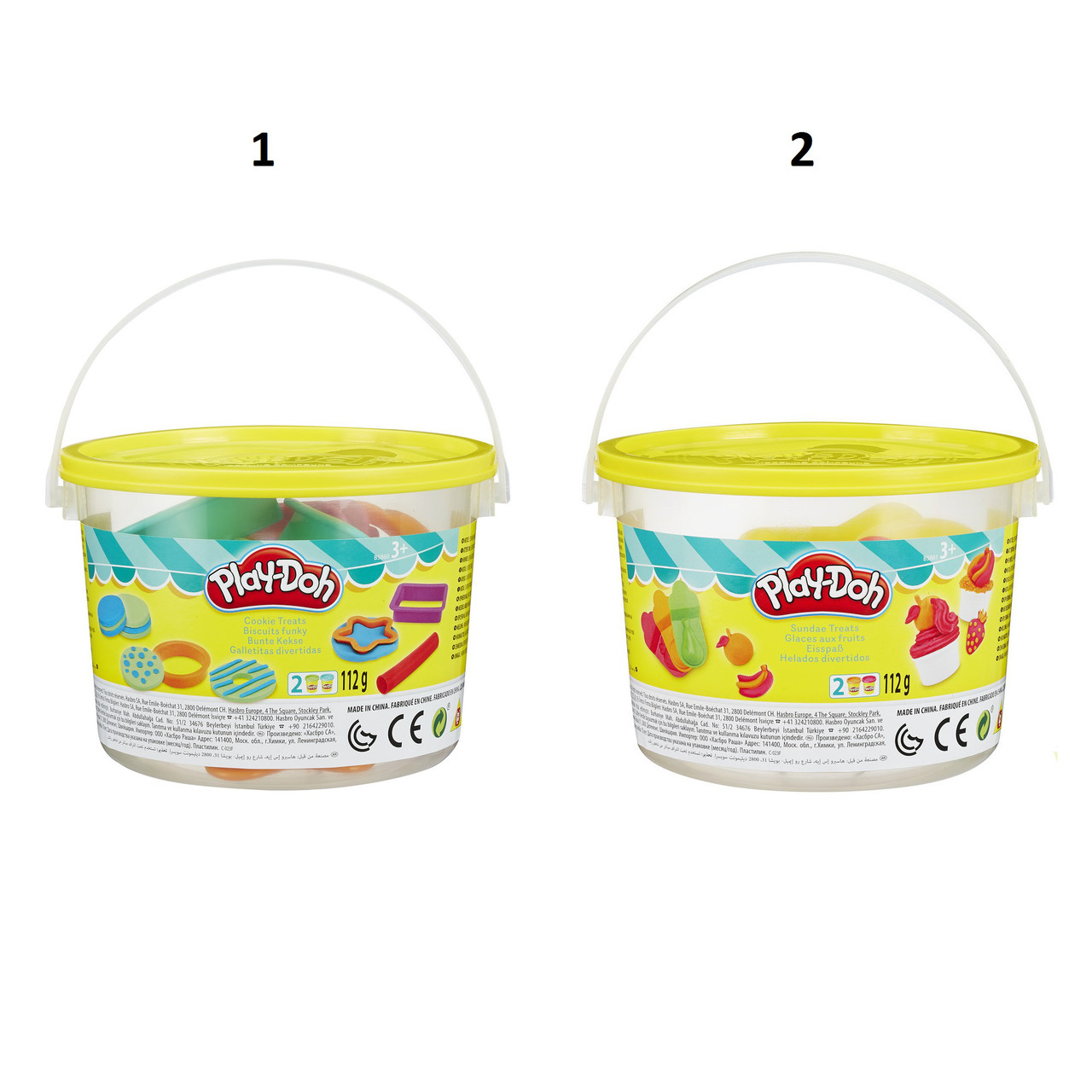 "Hasbro Play-Doh Набор ""Печенье"", 112 гр, Плей До"