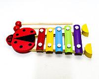 Детский ксилофон, 19 см