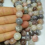 Лунный камень (селенит) 12 мм, фото 2