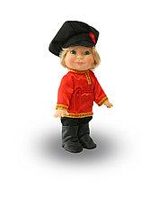 Кукла Веснушка в русском костюме (мальчик)