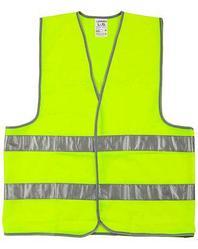 Жилет светоотражающий сигнальный STAYER 11620-50, MASTER, желтый, размер XL (50-52)