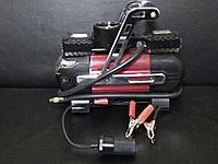 Автомобильный портативный компрессор, фото 1