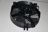 Моторчик вентилятора кондиционера (диффузор и лопасть в сборе) Pajero Sport, фото 4