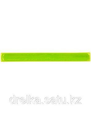 Светоотражающий браслет STAYER 11630-Y, MASTER, самофиксирующийся, желтый, фото 2