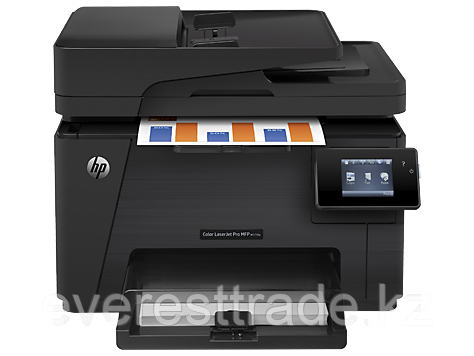 МФУ HP Color LaserJet Pro MFP M177fw (CZ165A)
